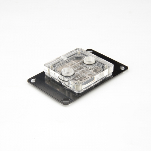 Syscooling SC-C62 CPU water cooling block for AMD AM4 platform,Ryzen 3/5/7/9 CPU water cooling with light